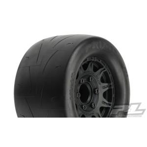"Proline Prime 2.8"" Street Tires Mounted"