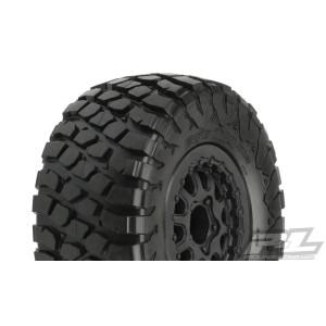 "Proline BFGoodrich Baja T/A KR2 SC 2.2""/3.0"" M2 (Medium) Tires Mounted"