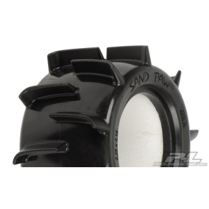"""Proline Sand Paw 2.0 2.2"""" Sand Truck Rear Tires"""
