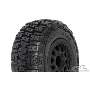 "Proline Trencher SC 2.2""/3.0"" M2 (Medium) Tires Mounted"