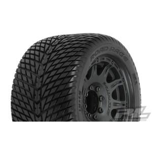 "Proline Road Rage 3.8"" Street Tires Mounted"