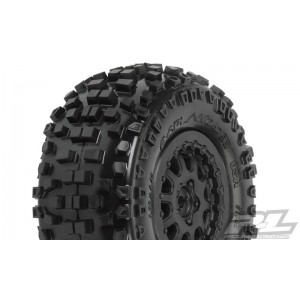"Proline Badlands SC 2.2""/3.0"" M2 (Medium) Tires Mounted (ProTrac)"