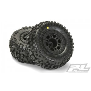 "Proline Badlands SC 2.2""/3.0"" M2 (Medium) Tires Mounted"