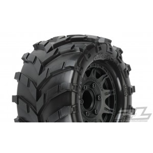 """Proline Masher 2.8"""" All Terrain Tires Mounted"""