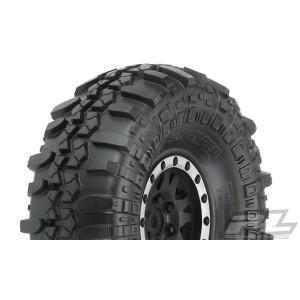 "Proline Interco TSL SX Super Swamper XL 1.9"" G8 Rock Terrain Truck Tires Mounted"