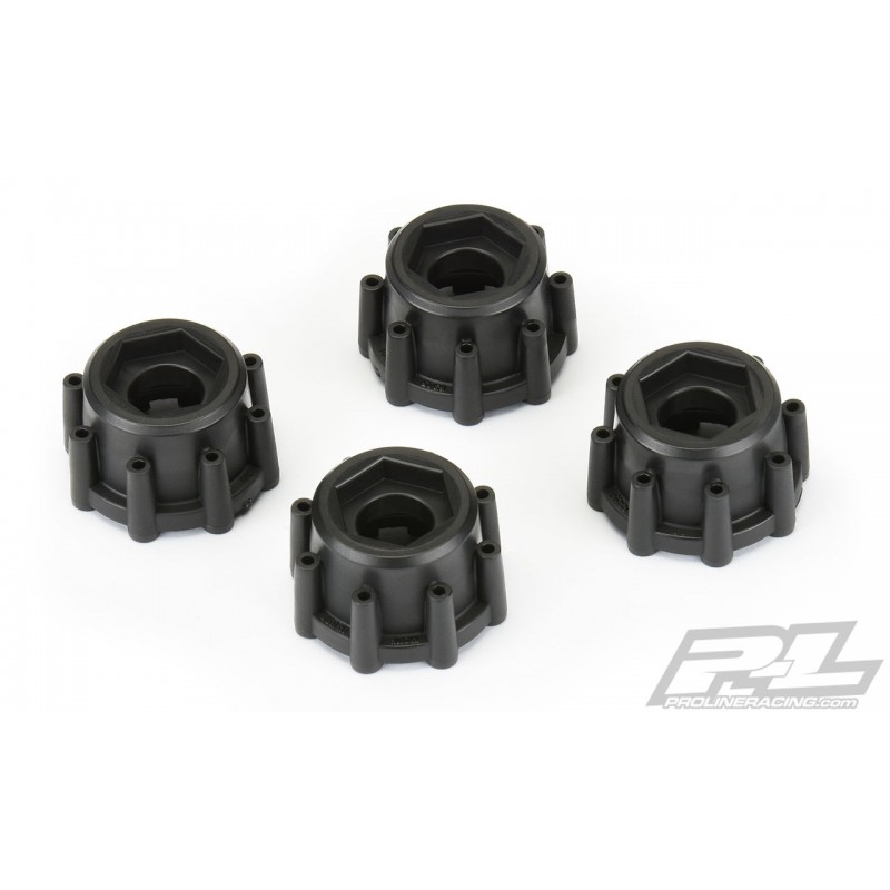 """Proline 8x32 to 17mm 1/2"""" Offset Hex Adapters"""