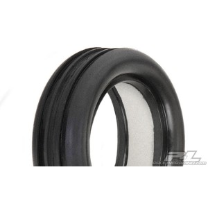 "Proline 4-Rib 2.2"" 2WD M3 (Soft) Off-Road Buggy Front Tires"
