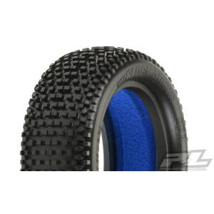 "Proline Blockade 2.2"" 4WD M3 (Soft) Off-Road Buggy Front Tires"