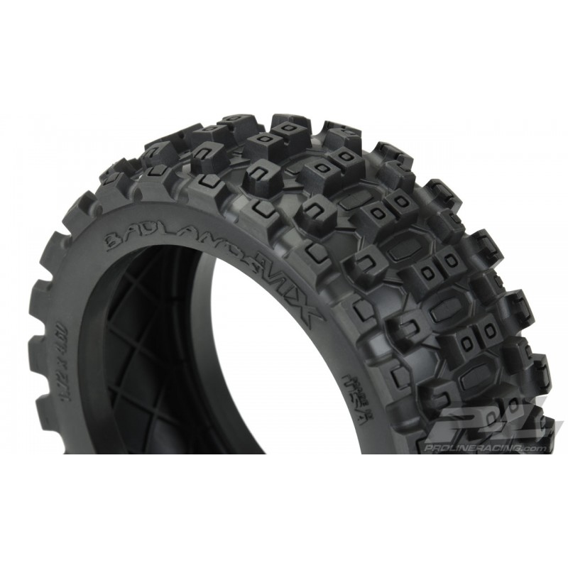 Proline Badlands MX M2 (Medium) All Terrain 1:8 Buggy Tires
