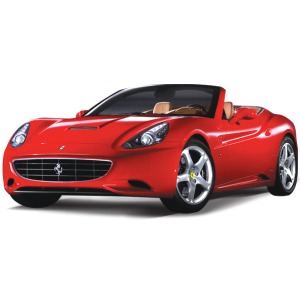 Rastar 1:12 RC Ferrari California (Red)