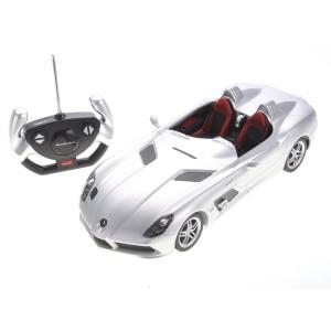 Rastar 1:12 RC Mercedes-Benz SLR (Silver)