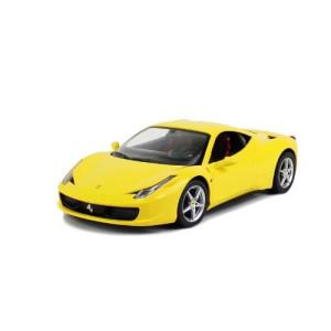 Rastar 1:14 RC Ferrari 458 Italia (Yellow)
