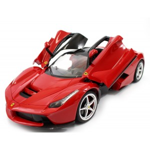 Rastar 1:14 RC LaFerrari Model RTR With Open Doors (Red)