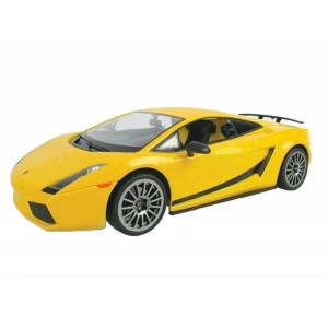 Rastar 1:14 RC Lamboighini Superleggera (Yellow)