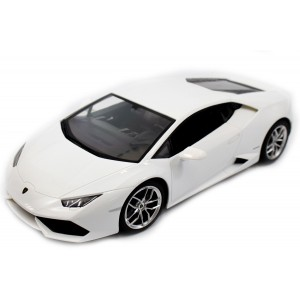 Rastar 1:14 RC Lamborghini Huracan LP 610-4 (White)