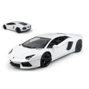 Rastar 1:14 RC Lamborghini Aventador LP700 (White)