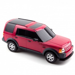 Rastar 1:14 RC Land Rover Discovery 3 (Red)