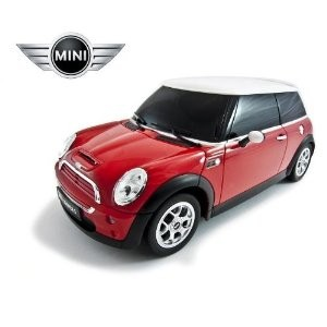 Rastar 1:14 RC Minicooper (Red)