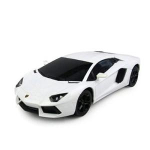 Rastar 1:24 RC Aventador LP700 (White)