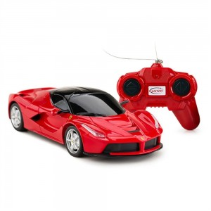 Rastar 1:24 RC LaFerrari Sport Racing Car (Red)