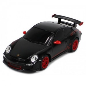 Rastar 1:24 RC Porsche GT3 RS (Black)