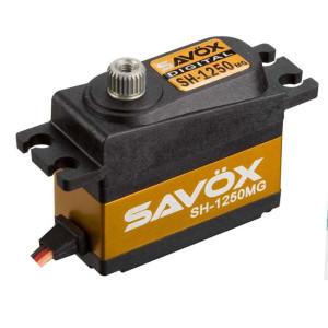 """Savox SH-1250MG Digital Metal Gear """"High Torque"""" Mini Servo"""