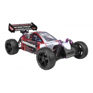 Redcat Racing Shockwave 1/10 Scale Nitro Buggy