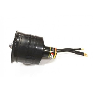 TPPower 70 mm fiber-filled plastic ducted fan unit (2100 KV)