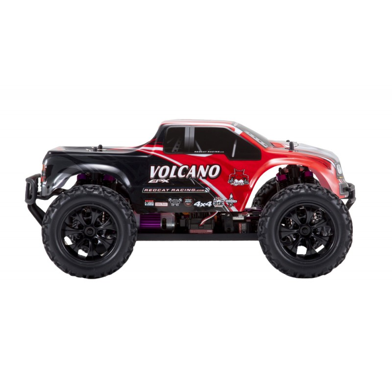 Redcat Racing Volcano EPX 1/10 Brushed Electric Monster Tuck RTR