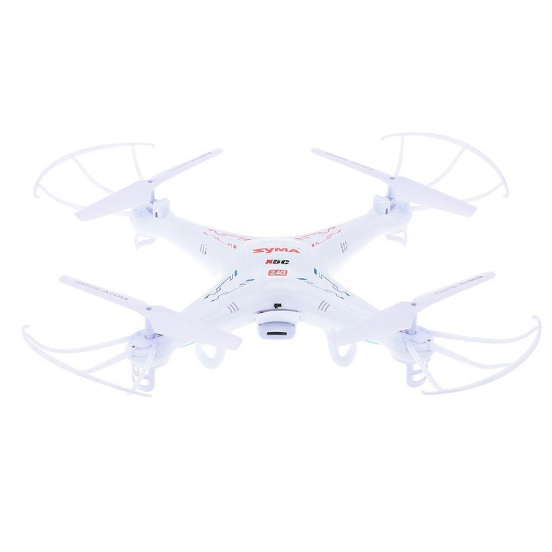 Syma X5C-1 Explorers 2.4G 4CH RC Quadcopter With 2MP HD Camera